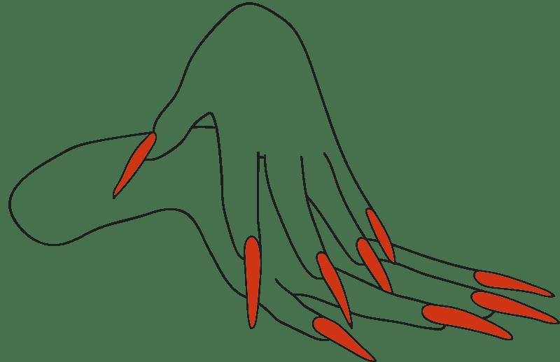 117 - die Krallen | Adam spricht