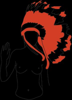 362 - die Indianerin | Adam spricht