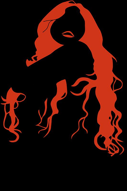 442 - die Haare von Rapunzel