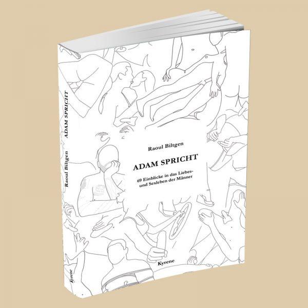 Raoul Biltgen - Adam spricht - das Buch