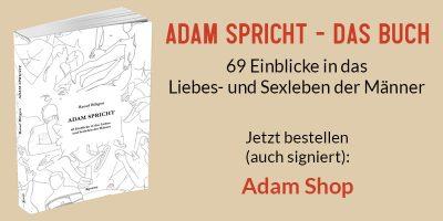 Adam spricht - Das Buch